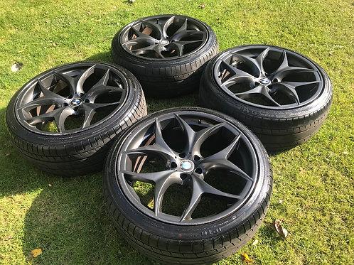 22 Inch X5 M Sport Grey