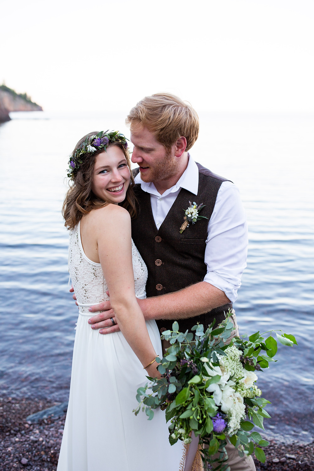 Small Duluth elopement mn