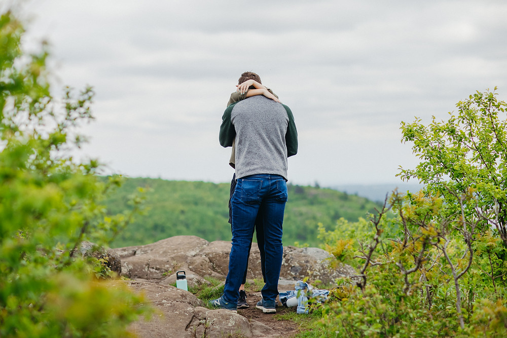 Wedding Photographer Duluth Minnesota