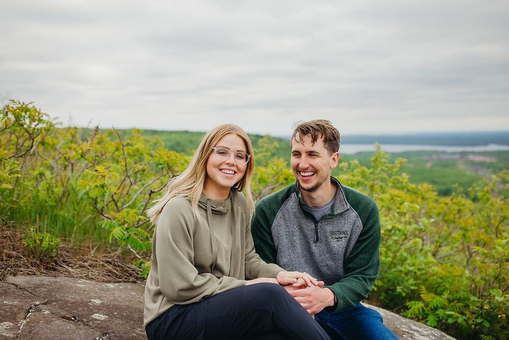 Duluth Minnesota Proposal Photographer  Best Duluth MN Photographer