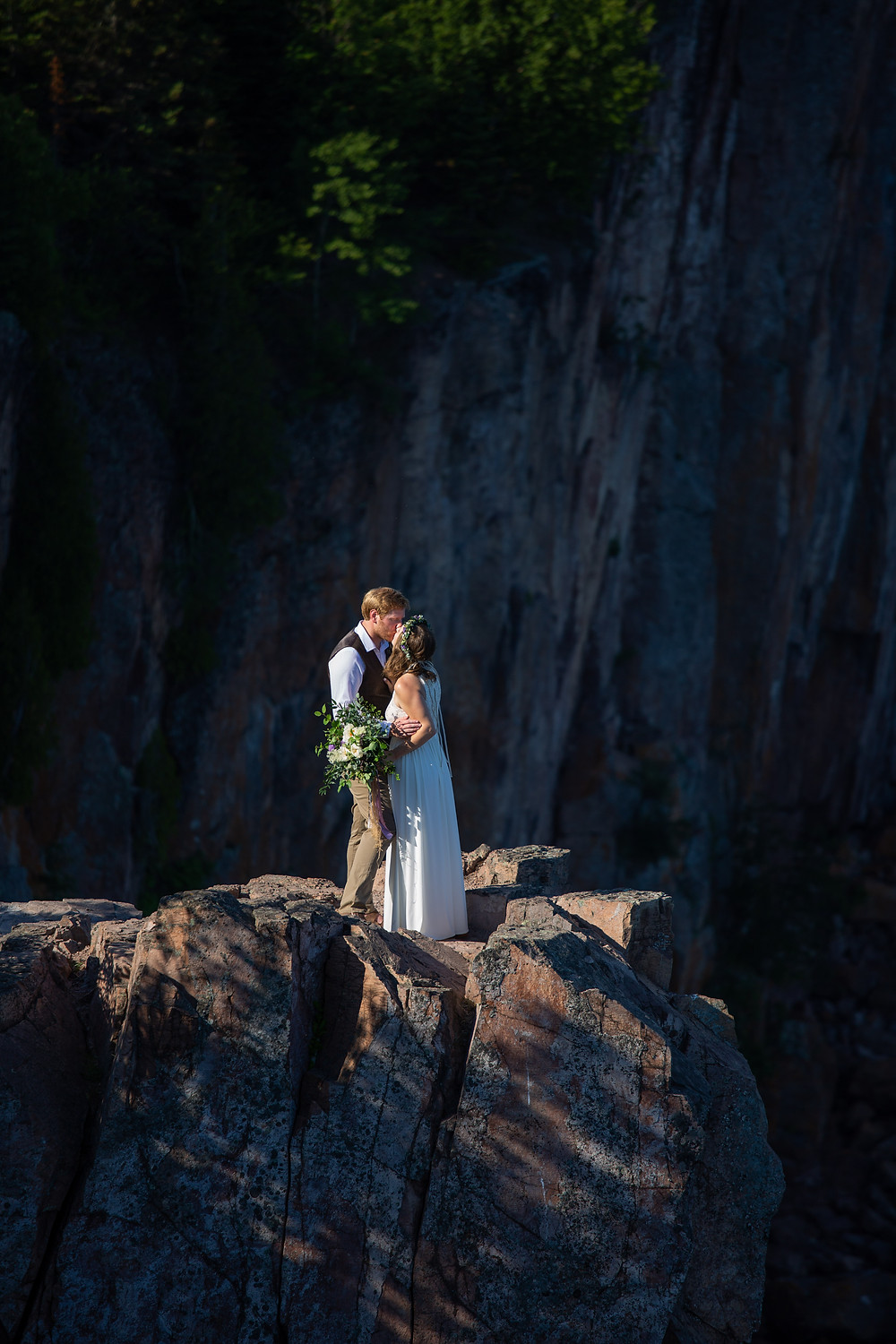 CCBoyle Photography! Elopement Photographer Duluth MN Midwest