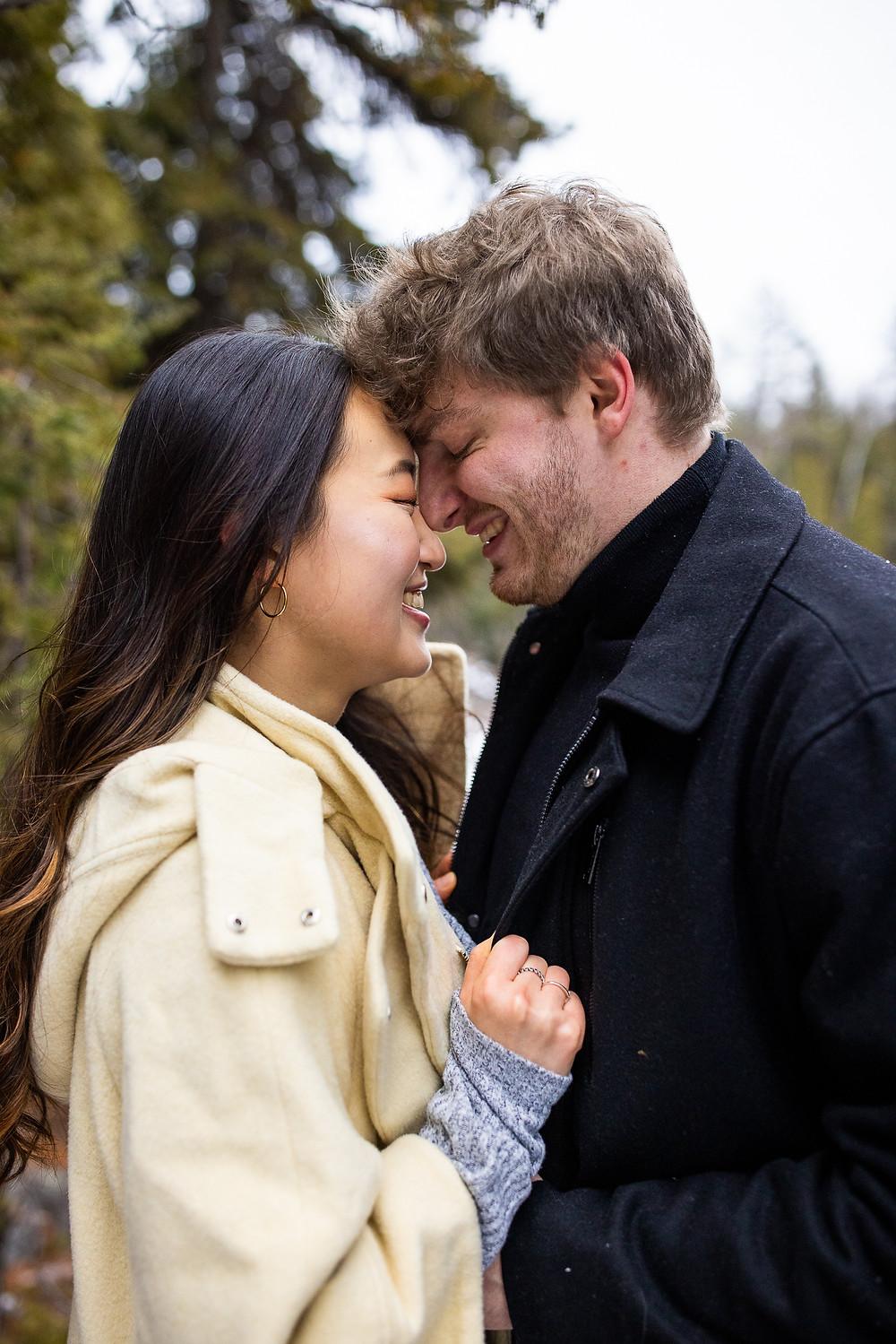 Photographer Duluth MN Couples weddings