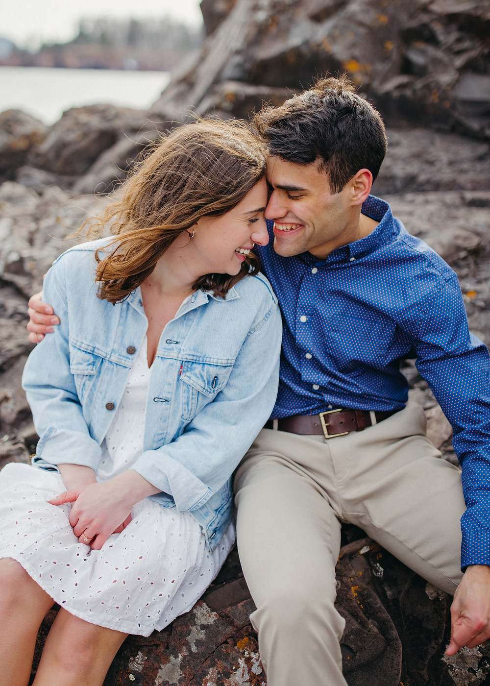 North Shore Elopement Couples Shoot