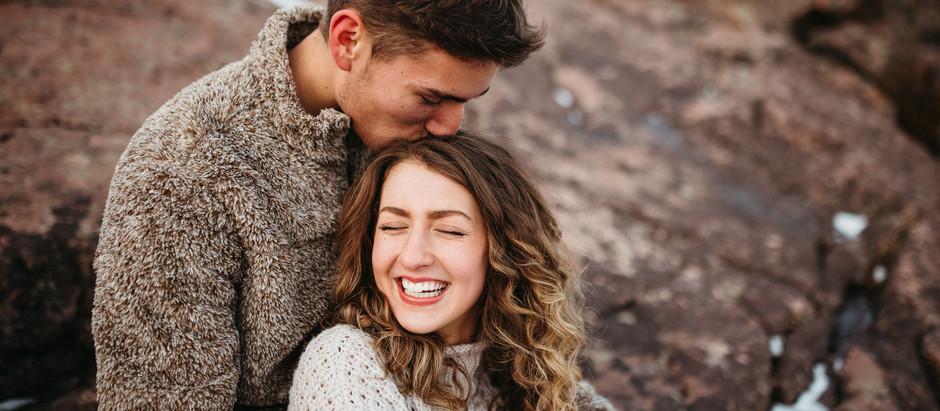 Couples Session - Ann & Josh