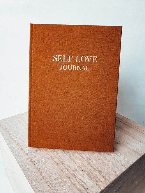 SELF LOVE JOURNAL TERRACOTTA