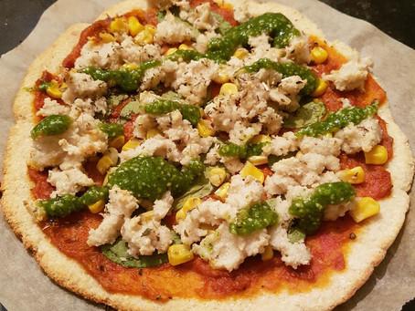 Supergod pizzabotten (plantbaserad, lchf & paleo)