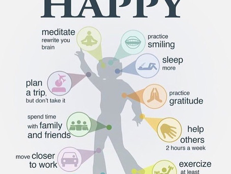 REMINDER TO BE HAPPY