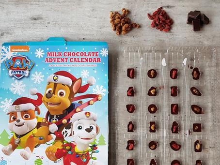 Gör din egen sockerfria chokladkalender
