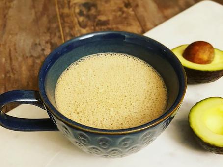 Chai latte / bullet chai