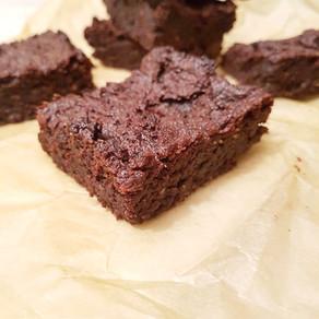 Godaste brownien! (vegansk, lchf & paleo)