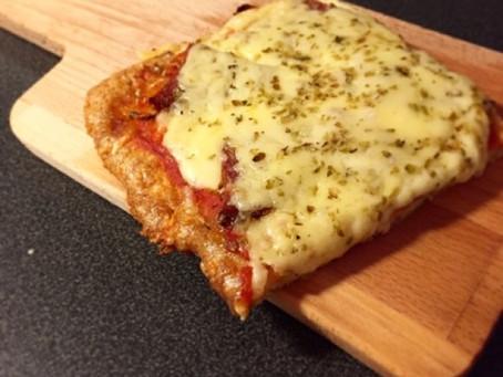 Mumsig pizza (lchf)