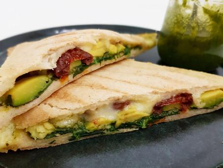 Avokadotoast (vegansk, paleo & lchf)