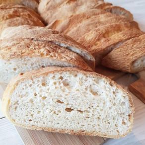 Baguette (glutenfri & mjölkfri)
