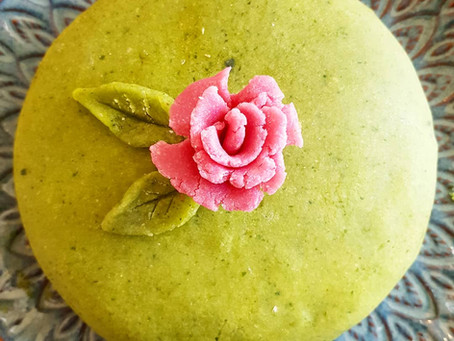 Nyttigare prinsesstårta (glutenfri, mjölkfri & vegansk)