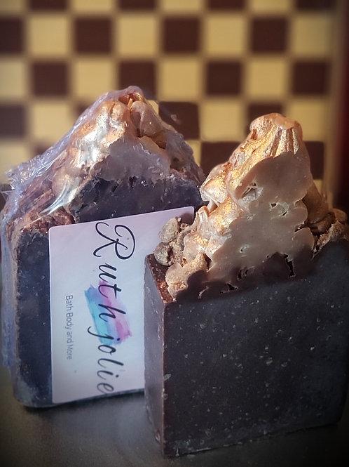 Chocolate Brownie Bath Bars