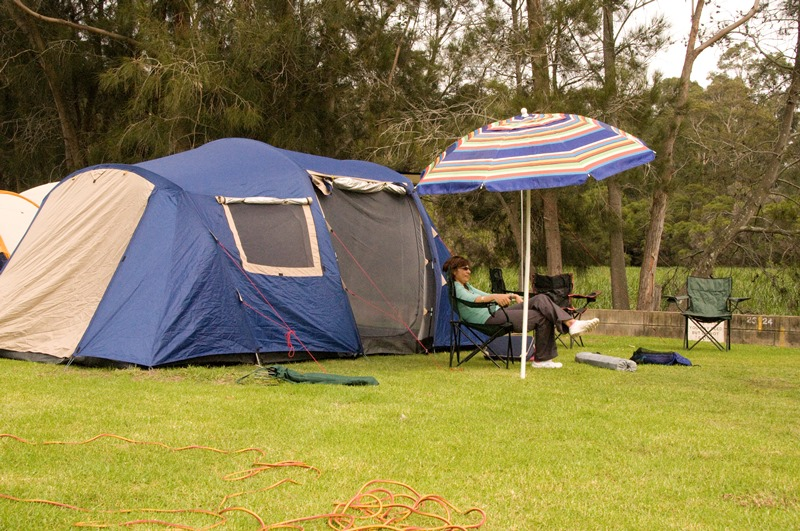 Pleasurelea camping Batemans Bay