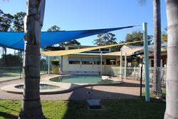 Pleasurelea facilities pool