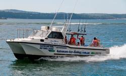 Batemans Bay fishing charters