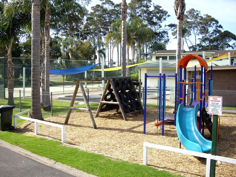 Pleasurelea playground