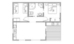 Superior Spa Cabin Layout