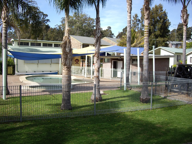 Pleasurelea pool facilities