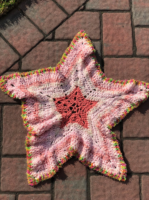 Star Baby/Children's Blanket - special order