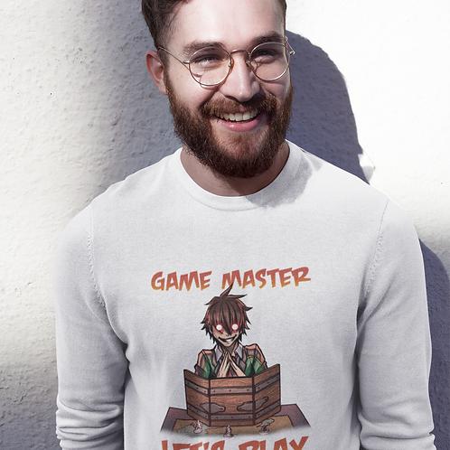 Game Master Let's Play Unisex Sweatshirt