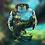Thumbnail: Magic Garden Meeple Hoodie
