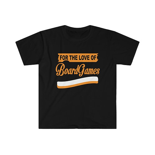 For the Love BG T-shirt