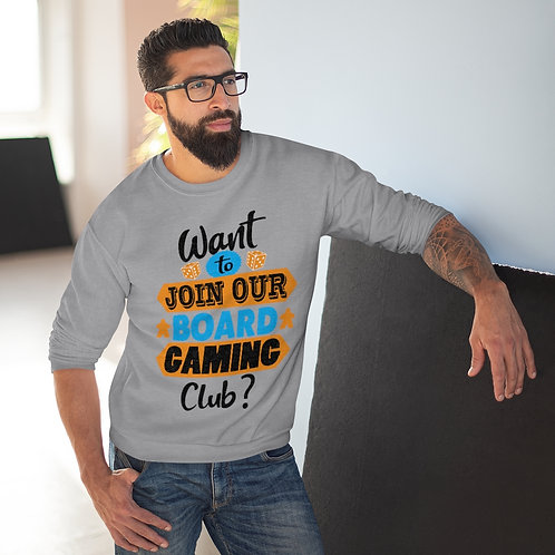 Join Our Gaming Group Unisex Sweatshirt