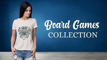 board game shirts