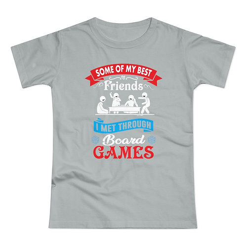 Best Friends Board Games Women's T-shirt