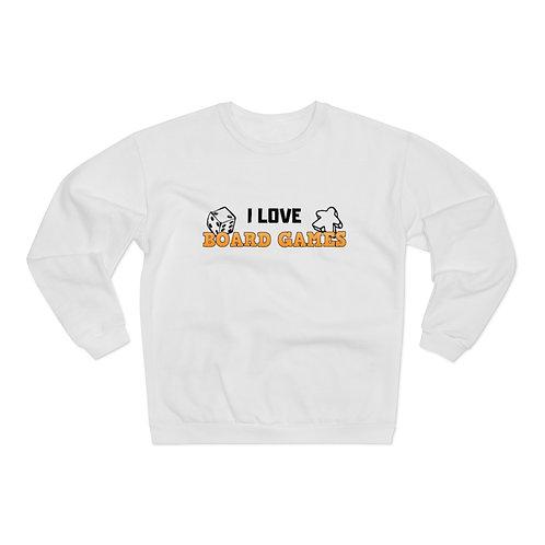 I love BG Sweatshirt