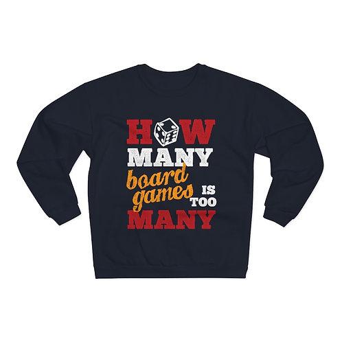 How Many BG Sweatshirt