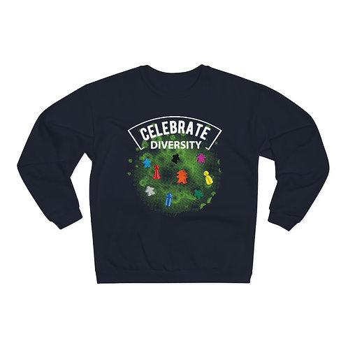 Celebrate Diversity Sweatshirt