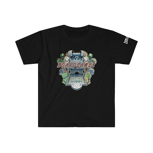 Boardgames Tower T-shirt