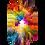 Thumbnail: Colorful Explosion Meeple Sweatshirt
