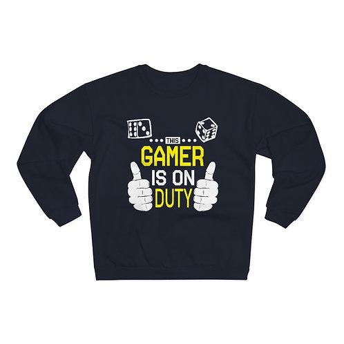 Gamer on Duty Sweatshirt