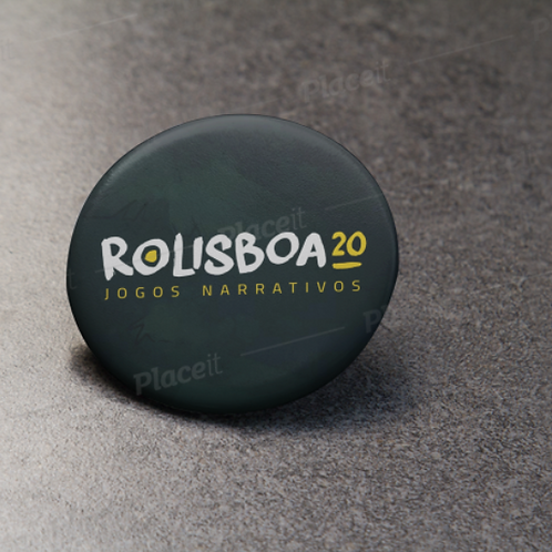 Pin Rolisboa 2020