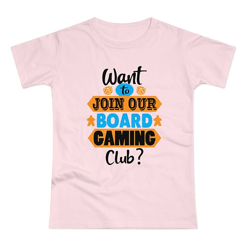 Join Our Gaming Group Women's T-shirt