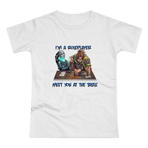 I'm a Roleplayer Women's T-shirt
