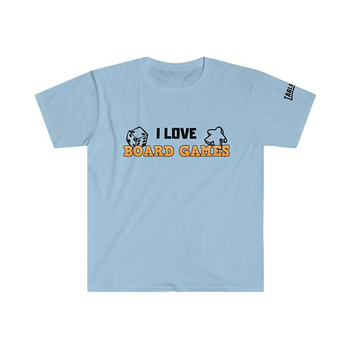 I Love BG T-shirt