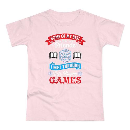Best Friends RPG Women's T-shirt
