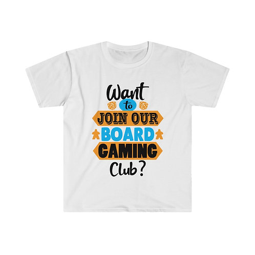 Join Our Gaming Group T-shirt
