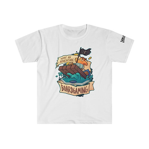 Board Gaming What an Adventure T-shirt