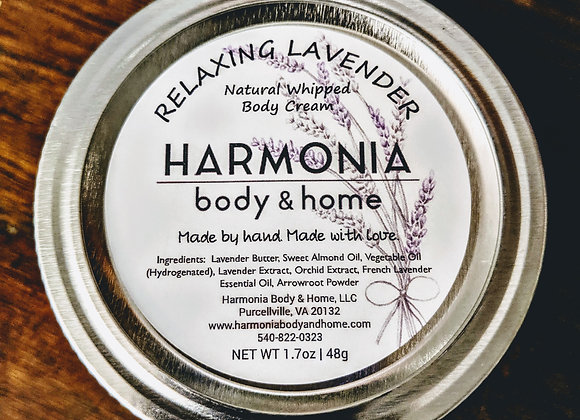 Relaxing Lavender Body Cream