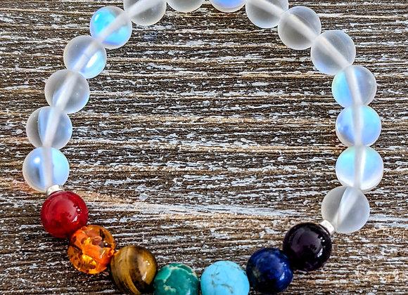 Mystic Aura Chakra Bracelet