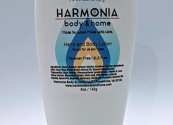 "Aromatherapy ""Calm"" Hand Lotion"
