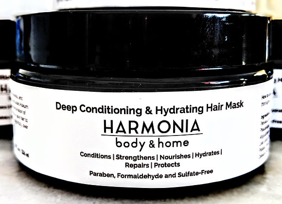 Deep Conditioning & Hydrating Hair Mask