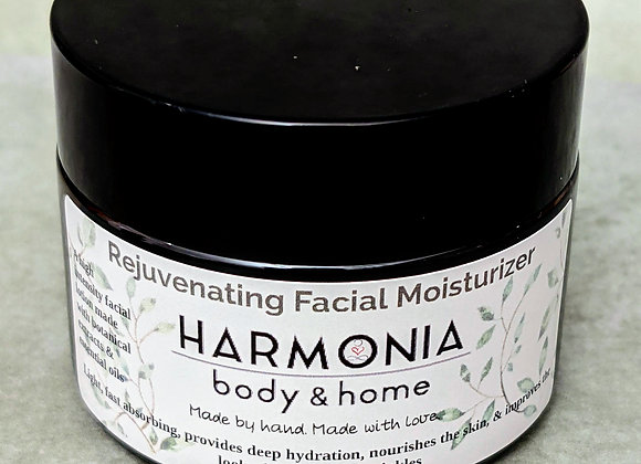 Rejuvenating Facial Moisturizer